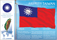 Flags Of The World-Taiwan