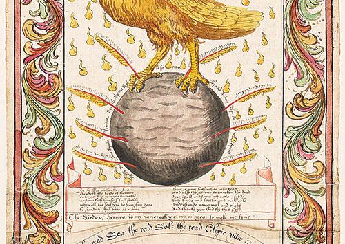 欧洲古典 素材 卷轴