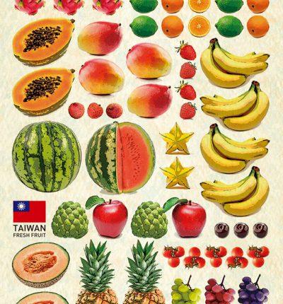 Taiwan-Fruit