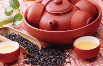 明信片 臺灣茶