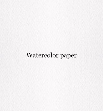 Watercolor-paper