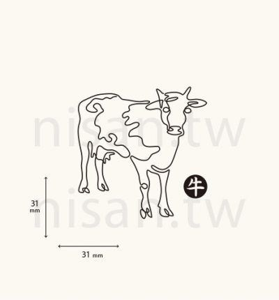 nisan-stamp-cow
