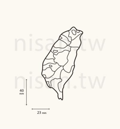 nisan-stamp-taiwan-map